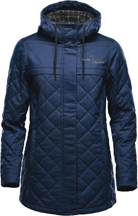 Manteau matelassé Bushwick pour femme